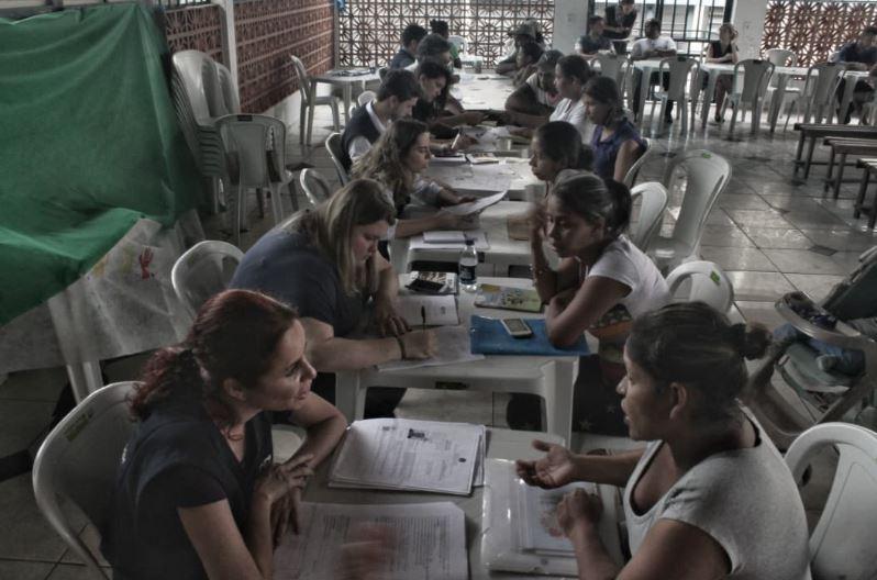 Brazilian judge suspends entry of Venezuelan migrants into Brazil