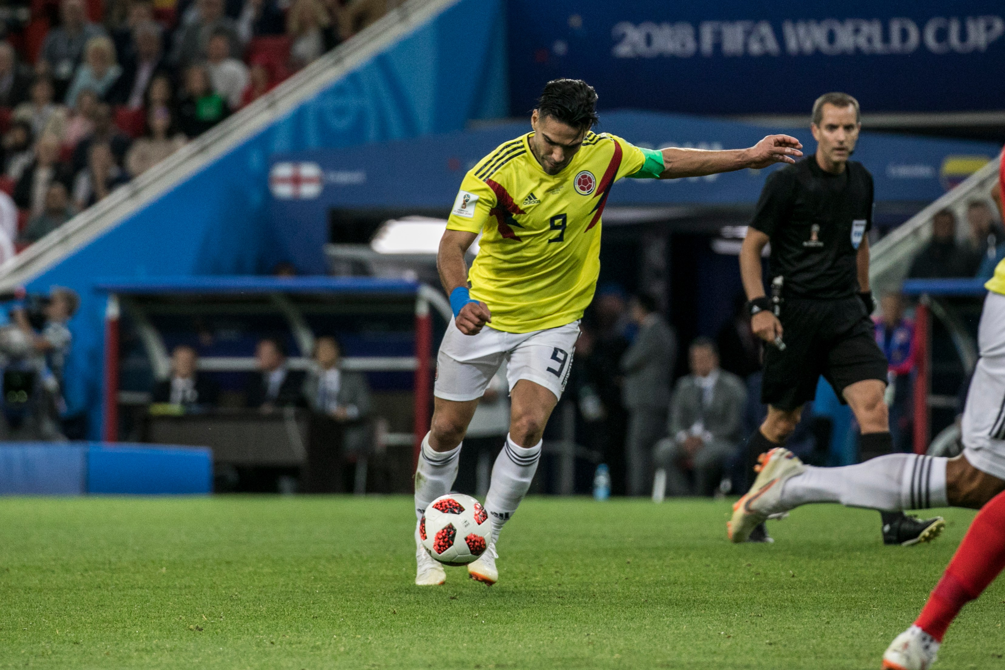 Colombia tops Venezuela 2-1 in first match post-World Cup