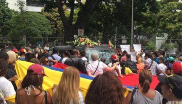 Fernando Alban Death Venezuela