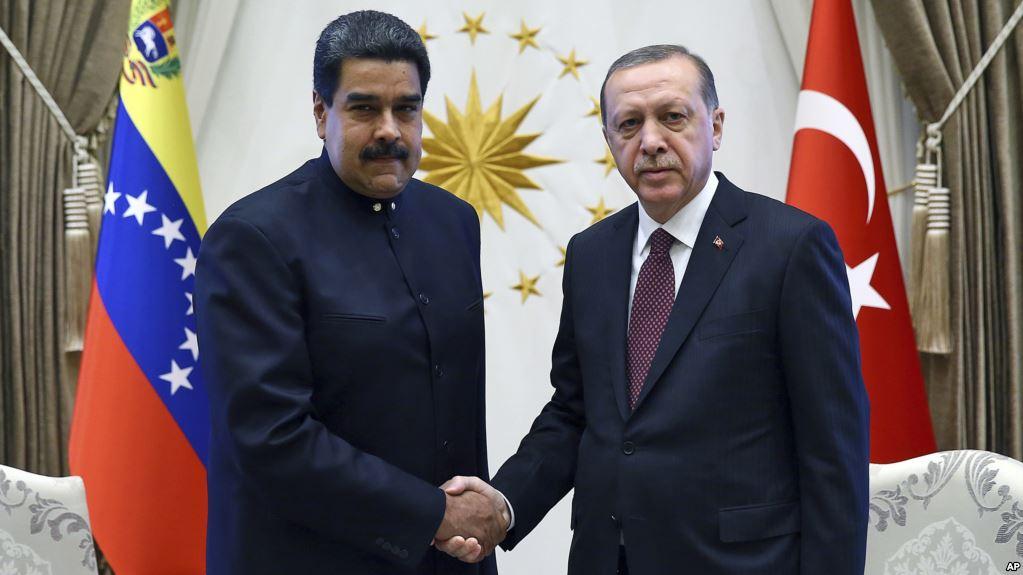 The 'Golden Friendship' Of Turkey And Venezuela
