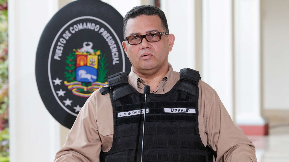 Update: Venezuela Spy Agency Director Missing Since October: Former Venezuelan Supreme Court Judge
